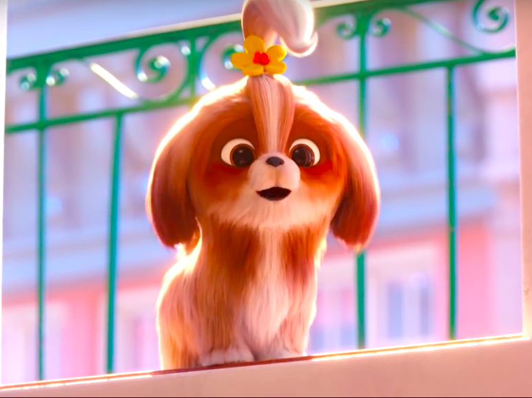 "Daisy in ""Secret Life of Pets 2"""